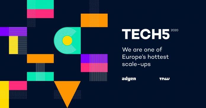 Tech5 presenta le 5 migliori scale-up italiane