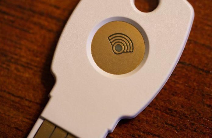 Titan Security Key ora disponibile in 10 paesi