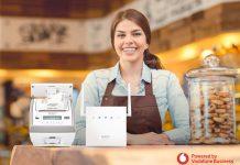 Vodafone Business: connettività sicura per i punti vendita