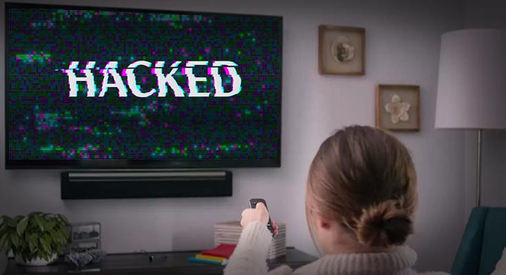 proteggere il tuo smart tv