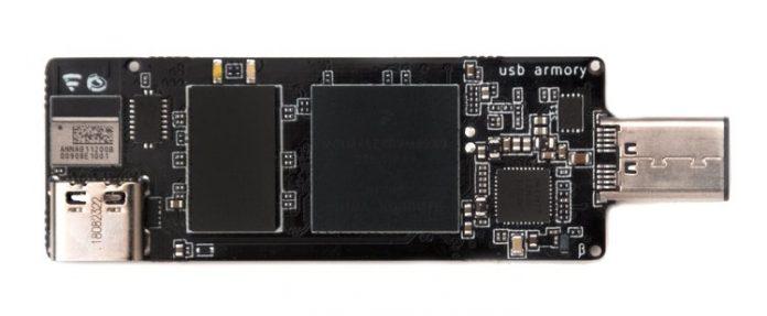 USB armory Mk II: la nuova versione del computer tascabile sicuro