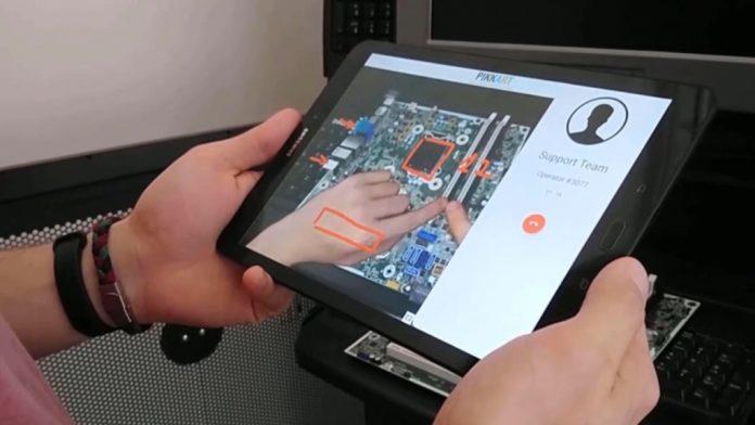 AR Assistance 4.0: la realtà aumentata per l'assistenza remota