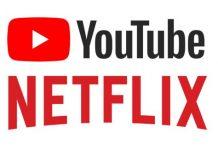 YouTube e Netflix