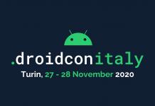 L'appuntamento con Droidcon 2020 slitta a fine anno