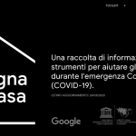 Il sostegno di Google la didattica a distanza