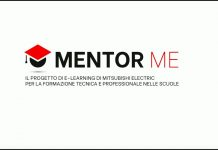 Mentor ME: la piattaforma didattica di Mitsubishi Electric