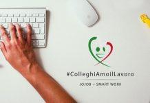 Jojob presenta la piattaforma #ColleghiAmoilLavoro