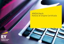 Notizie di origine certificata con ANSAcheck