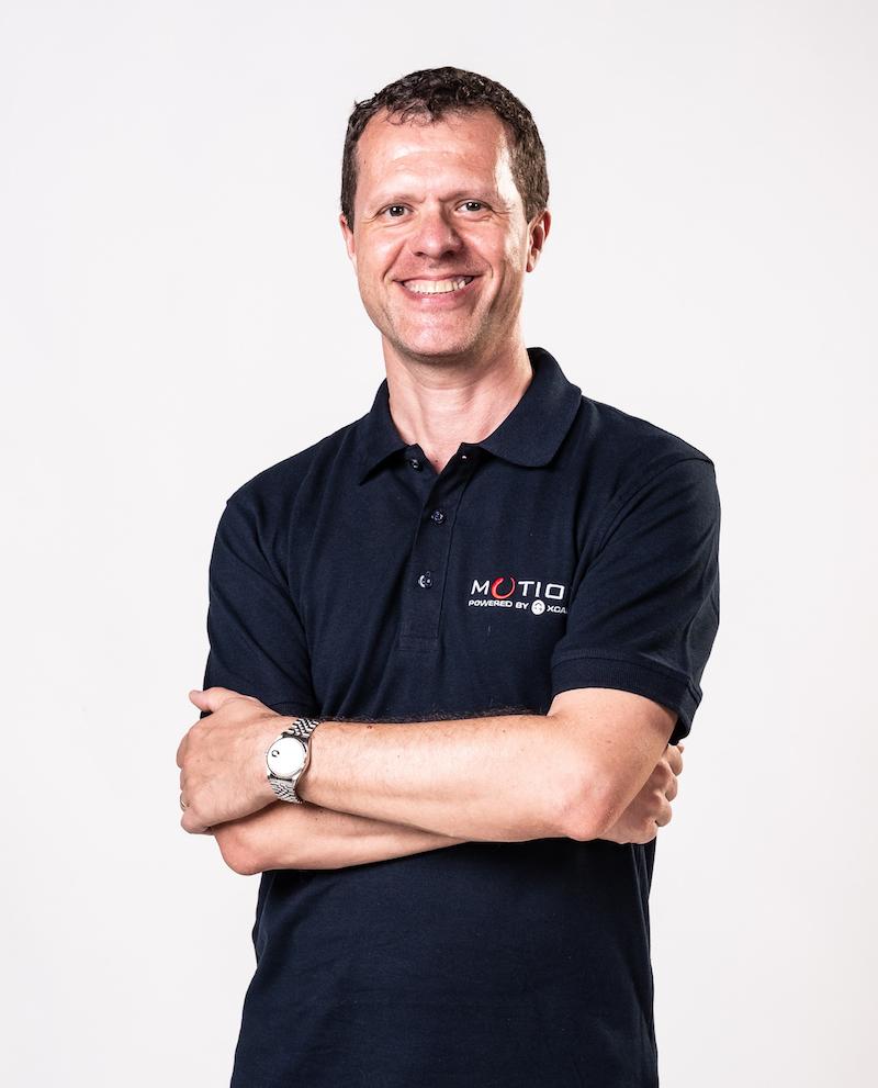 Diego Gosmar, CEO di XeniaLab