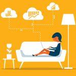 Lavoro remoto: ai dipendenti delle PMI serve meno flessibilità