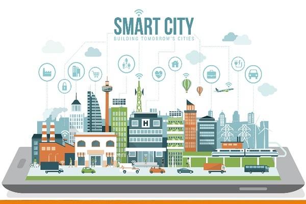 NTT smart city