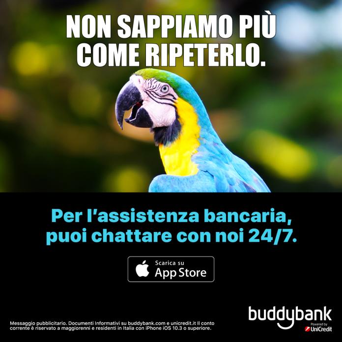 buddybank sceglie Connexia come partner creativo