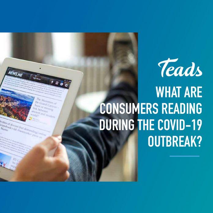 Contenuti editoriali: cosa leggono gli utenti durante il covid?