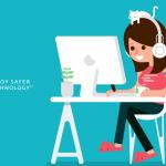 5 consigli per lavorare da casa in sicurezza