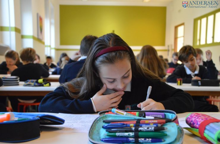 La Andersen International School sceglie Google for Education