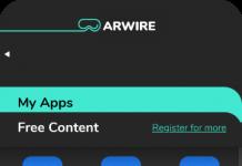 ARwire: l'innovativa piattaforma di AR/VR