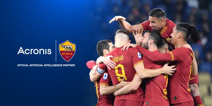 Acronis: nuova partnership con AS Roma
