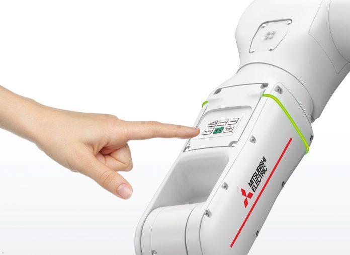 Mitsubishi Electric presenta il nuovo cobot MELFA ASSISTA