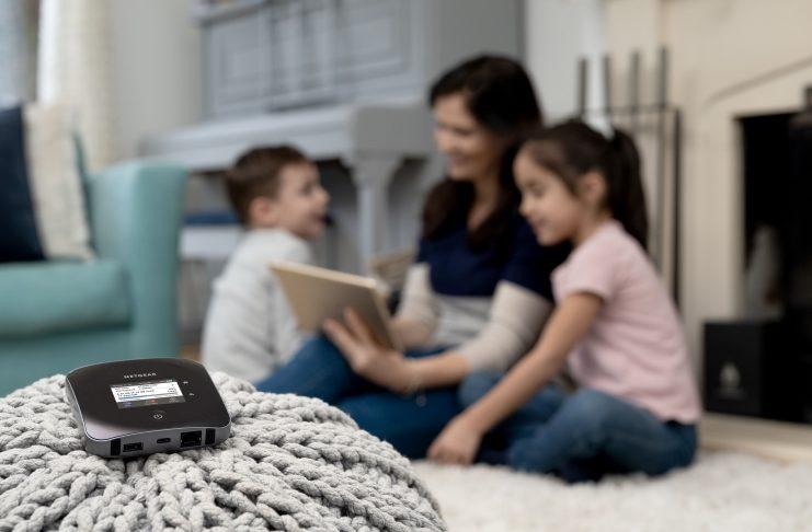 Netgear presenta 4 dispositivi portatili per la connessione WiFi
