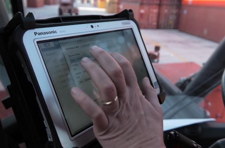 Digitalizzazione per la svolta green dell'Interporto di Padova