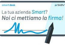 Smart Desk: la nuova app per la firma grafometrica