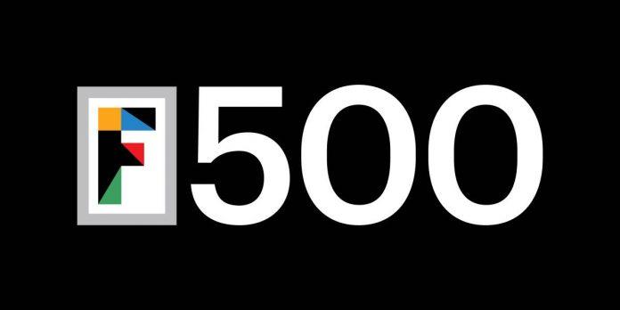 Analytics interattive: History of the Fortune 500