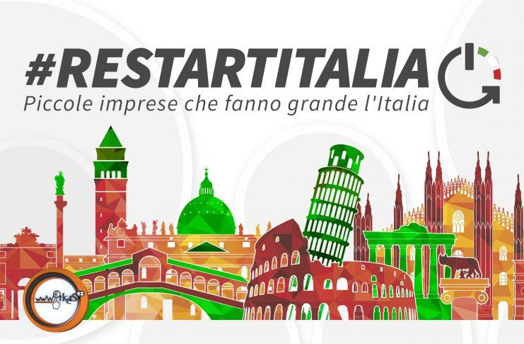 #RestartItalia: storie di successo della micro-imprenditorialità