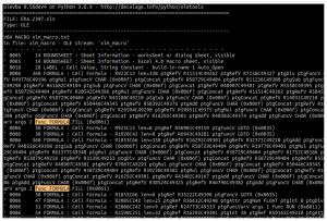 Macro XLM: gli hacker sfruttano vecchie funzionalità di Excel