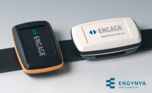 Engage, il nuovo DPI wearable di Aikom Technology