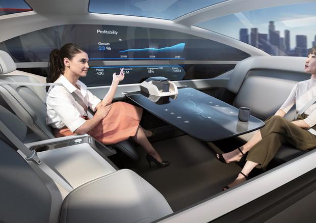 mobilità a guida autonoma