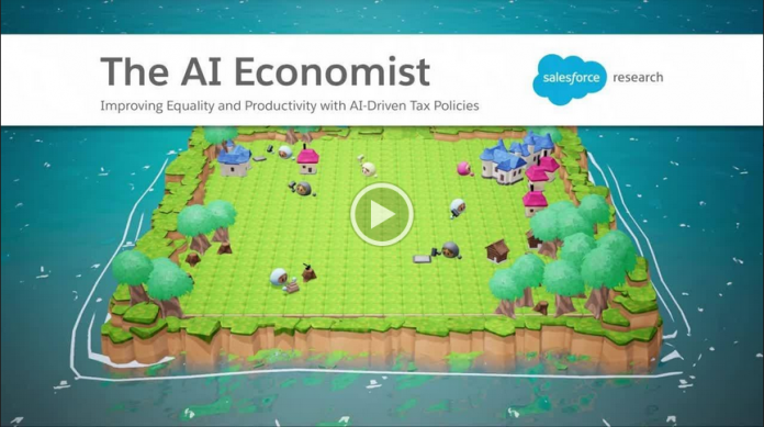 AI Economist: l'AI applicata alle politiche economiche