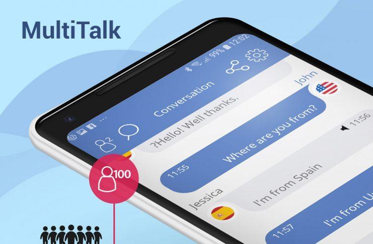 MultiTalk, la app per i business meeting multilingue