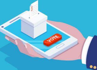 Ricorso al voto online triplicato durante il lockdown