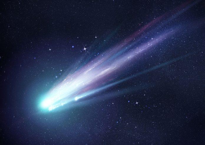 La cometa C/2020 F3 NEOWISE alla minima distanza dalla Terra