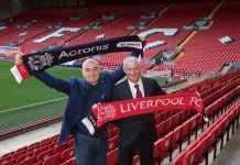 Il Liverpool FC diventa #cyberfit grazie ad Acronis