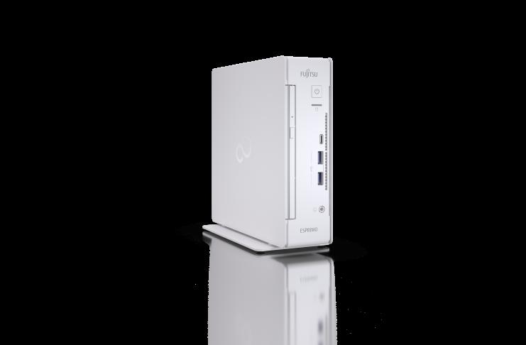 Fujitsu ESPRIMO _Q7010_White_Right_View