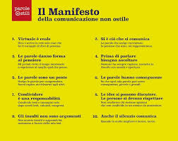 Manifesto della comunicazione