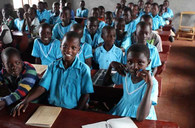 Toshiba Abaana - Uganda