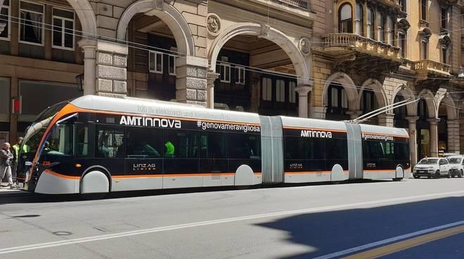 trasporto pubblico di Genova