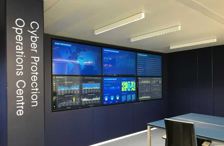 Acronis cyber operation center