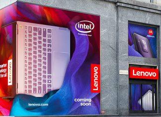 Spazio Lenovo: è a Milano il primo concept store europeo