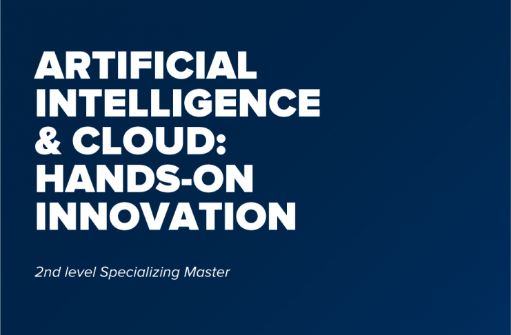 Artificial Intelligence & Cloud: Hands-on innovation