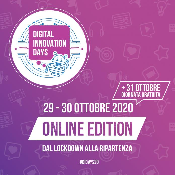 Digital Innovation Days Italy 2020v