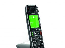 Gigaset E720: il telefono cordless parlante