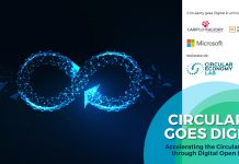 "Intesa, Cariplo e Microsoft presentano ""Circularity goes digital"""