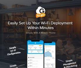 EnGenius presenta Cloud To-Go per il Networking delle PMI