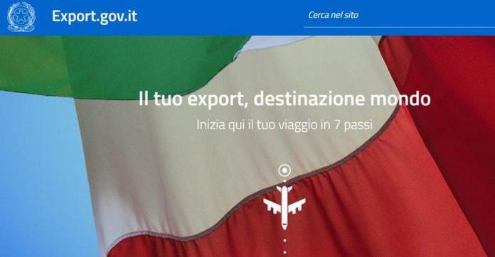 È online il portaleunico per l'export e l'internazionalizzazione