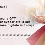 KOOKAÏ: trasformazione digitale con GTT Communications
