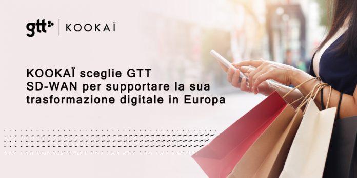 KOOKAÏ: trasformazione digitale con GTT Communications