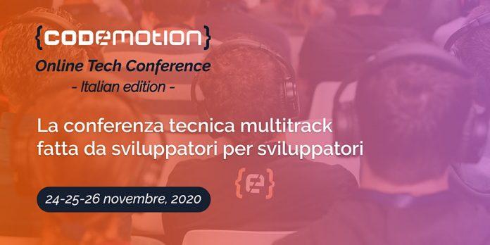 Codemotion 2020